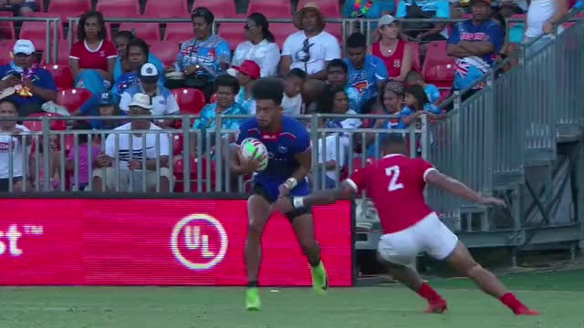 Watch and share Rugby Sevens GIFs on Gfycat