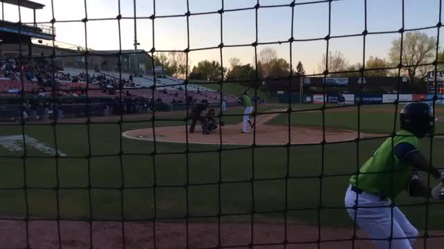 Watch and share Baseball GIFs by Prospects Live on Gfycat