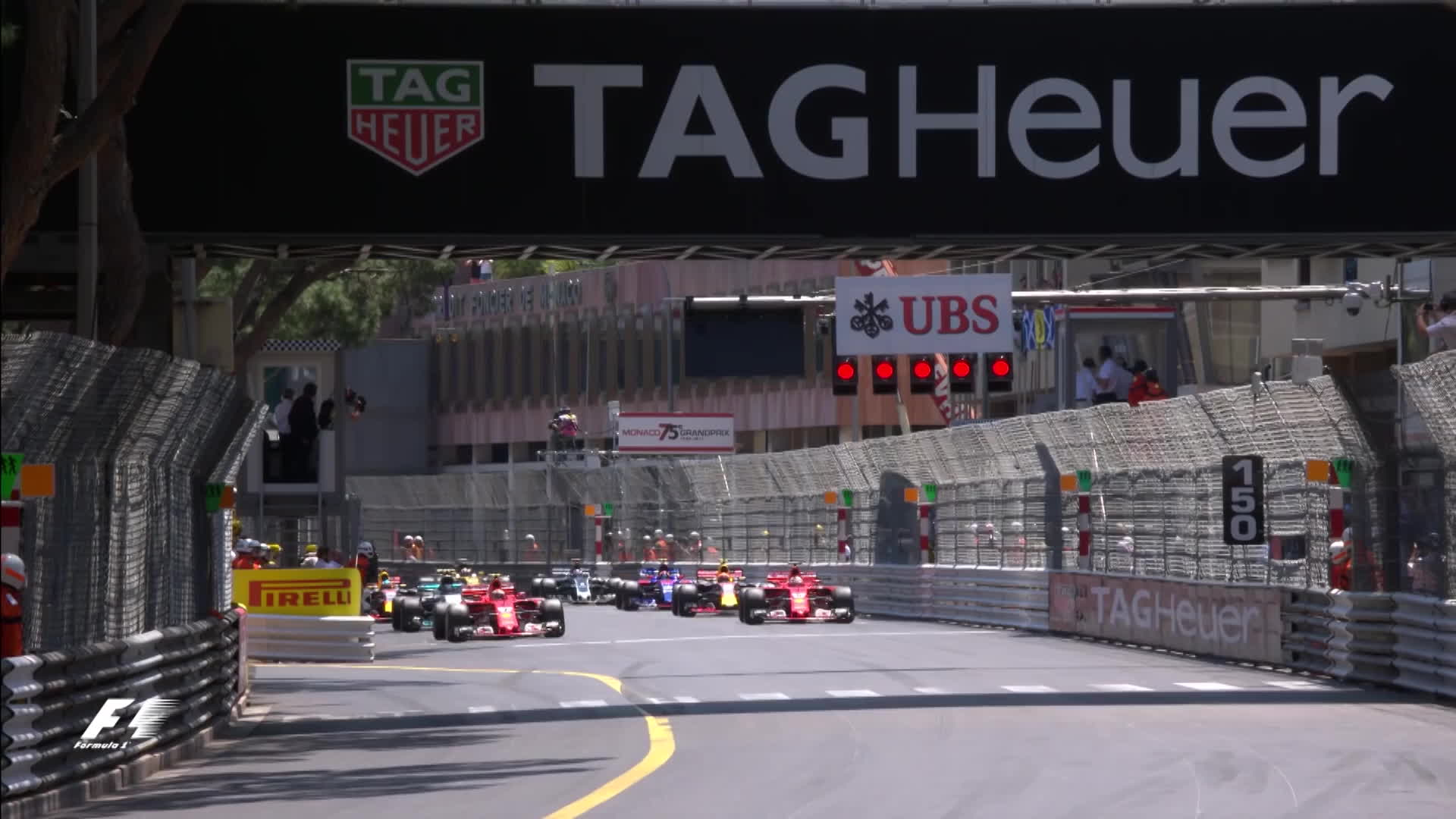 f1, formula 1, formula one, 2017 Monaco Grand Prix: Race Highlights GIFs