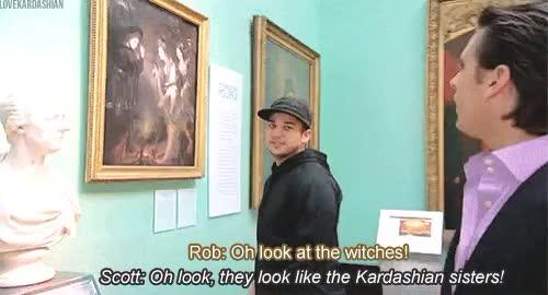 Watch and share Kourtney Kardashian GIFs and Khloe Kardashian GIFs on Gfycat