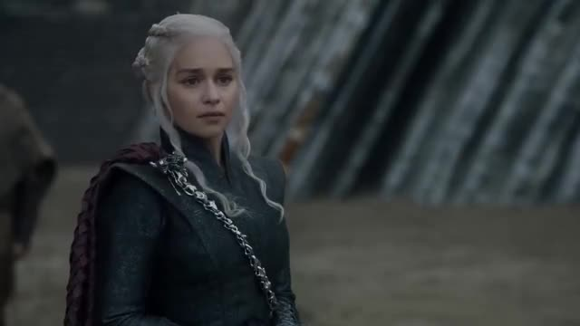 Watch Game of Thrones 7x05 - Jon Snow leaves Dragonstone GIF on Gfycat. Discover more celebs, emilia clarke GIFs on Gfycat