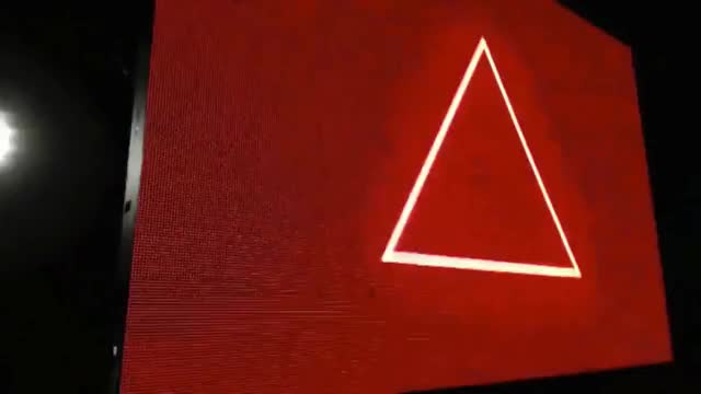 Watch and share Red Triangles And Blue Iterations GIFs by Pablo Sosa Caba on Gfycat