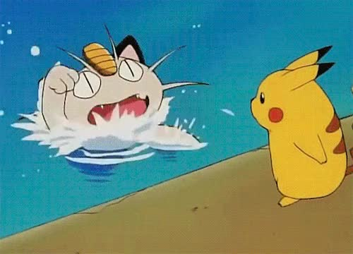 Watch and share Pikachu GIFs and Pokemon GIFs by Reactions on Gfycat