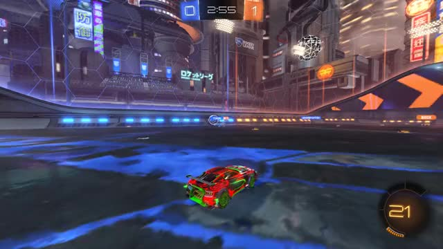 Watch Goal 2: GR LLMASTER © GIF by Gif Your Game (@gifyourgame) on Gfycat. Discover more GR LLMASTER ©, Gif Your Game, GifYourGame, Goal, Rocket League, RocketLeague GIFs on Gfycat