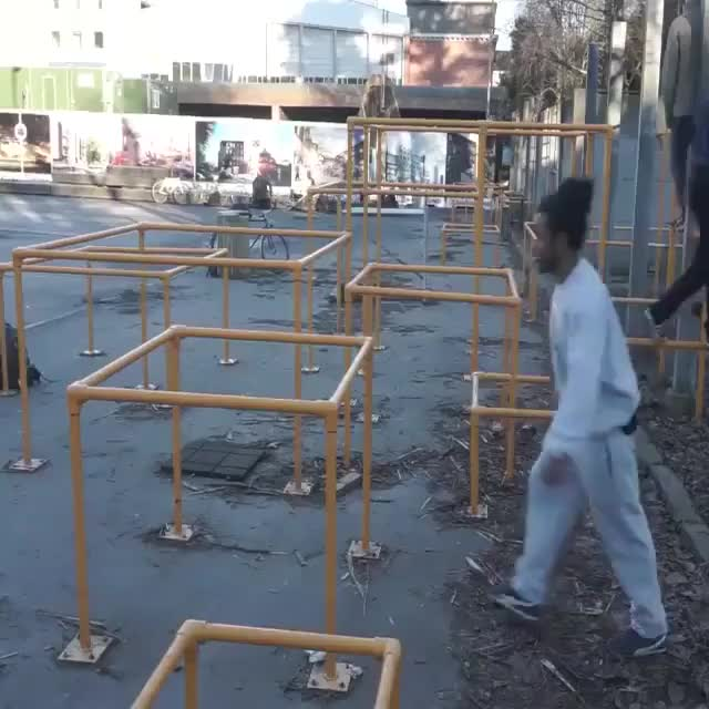 Watch and share Parkour Master GIFs by chompa11 on Gfycat