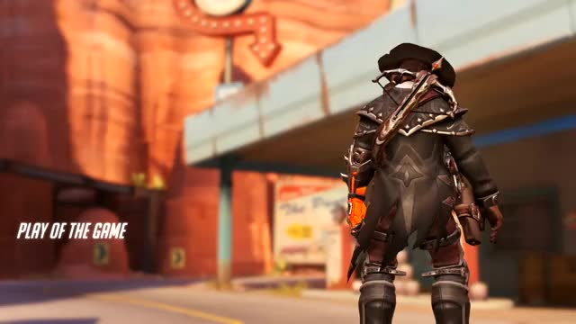 Watch and share McCree 5 Man Solo Carry GIFs on Gfycat
