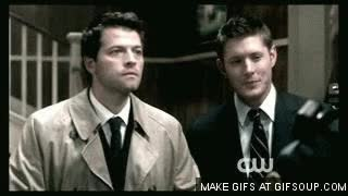 Watch badge GIF on Gfycat. Discover more jensen ackles, misha collins GIFs on Gfycat