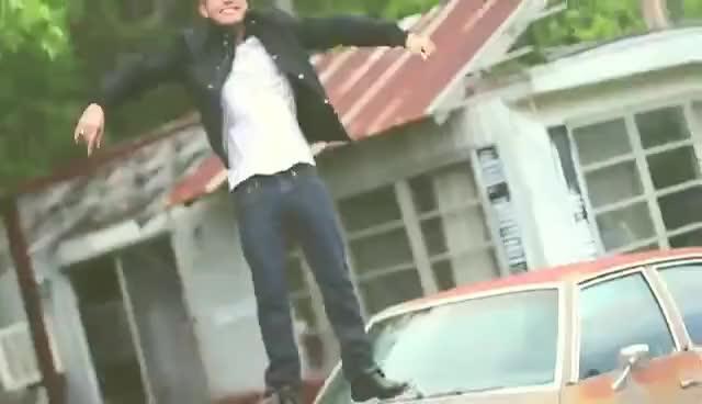 JC is dancing