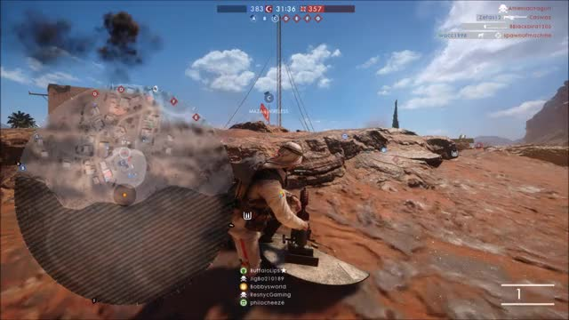 Watch and share Annoying BF1 Bug GIFs by bobbysworld on Gfycat