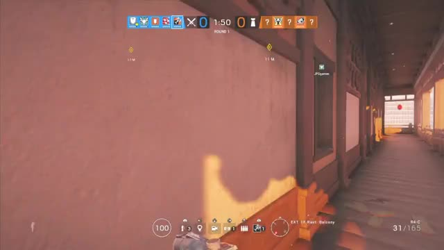 Watch and share Rainbow6 GIFs and Gaming GIFs by kidfockr on Gfycat