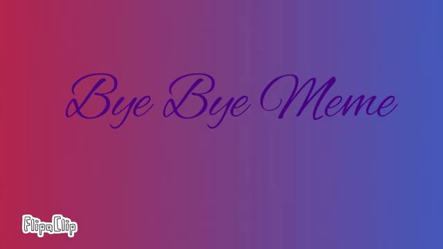 Watch Bye bye meme GIF on Gfycat. Discover more 2d animation, Film & Animation, Moonshine and sans, animation, cartoon, drawing, flipaclip GIFs on Gfycat