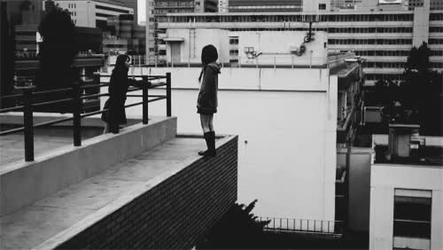 Watch Jump? GIF on Gfycat. Discover more black and white, chica suicida, duicida, gift, health, help, help me, hipocresía, hipócritas, hypocrisy, jump, jump jump, jumpers, jumpsuits, love, mente suicida, suiside GIFs on Gfycat