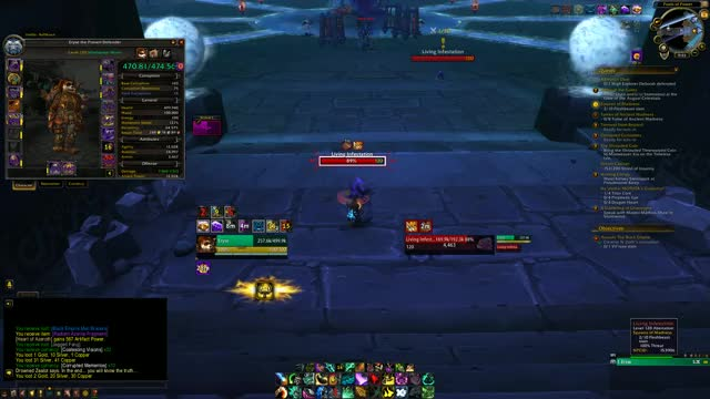 Watch and share World Of Warcraft - Retail 2020.05.09 - 10.52.36.01 GIFs by skhan191 on Gfycat