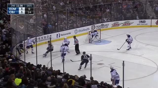 Watch and share Zack Kassian Turnover GIFs by cultofhockey on Gfycat