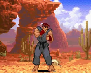 Watch Street fighter Ryu GIF on Gfycat. Discover more related GIFs on Gfycat