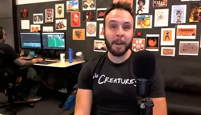 Watch and share Bruce Greene Seizure GIFs on Gfycat