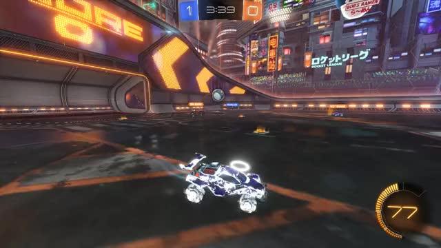 Watch ⏱️ Goal 2: Binagin GIF by Gif Your Game (@gifyourgame) on Gfycat. Discover more Binagin, Gif Your Game, GifYourGame, Goal, Rocket League, RocketLeague GIFs on Gfycat