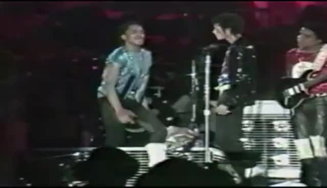 Watch and share Marlon Jackson GIFs and King Of Pop GIFs on Gfycat