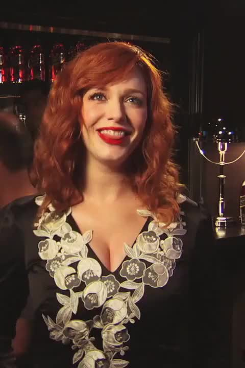Watch and share Christina Hendricks GIFs by xenomorph on Gfycat