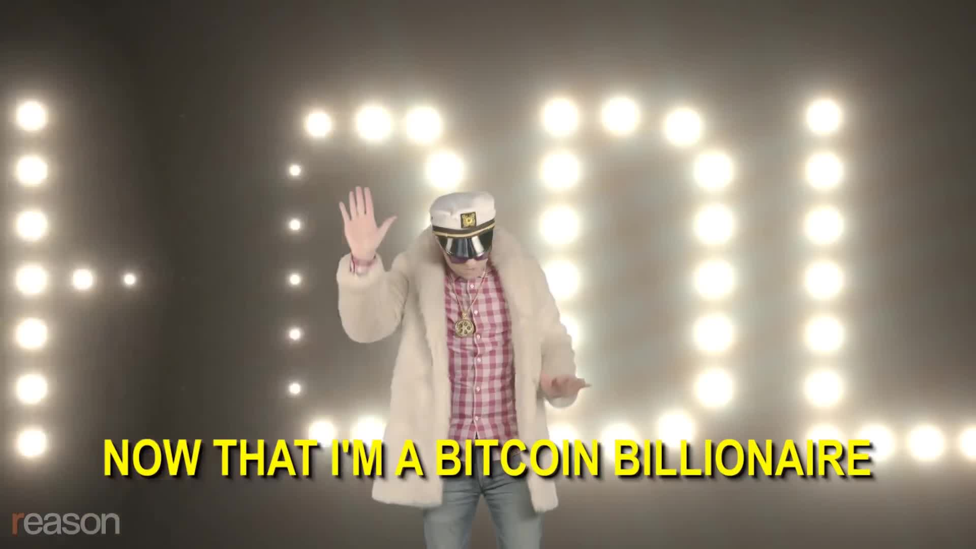 Reason magazine, bitcoin, libertarian, reason.com, reason.tv, reasontv, remy, HODL GIFs
