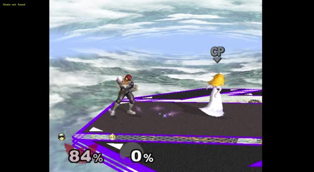 Watch and share ASDI Down FF To Ledge Recovery Vs Peach GIFs by benrachman on Gfycat