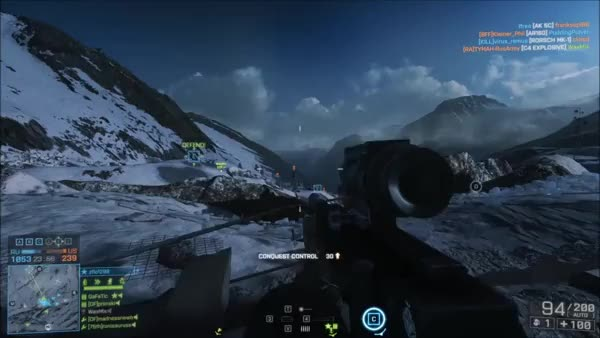 Watch and share Bf4 Bare Hands Kill GIFs on Gfycat