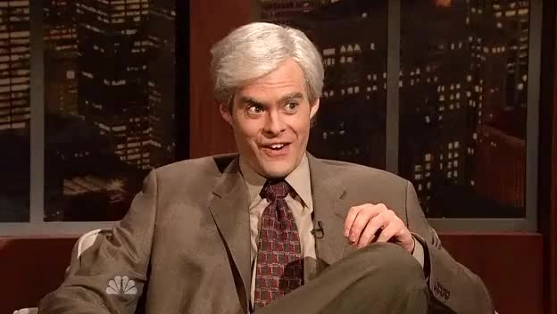 Watch and share Saturday Night Live GIFs and Bill Hader GIFs on Gfycat