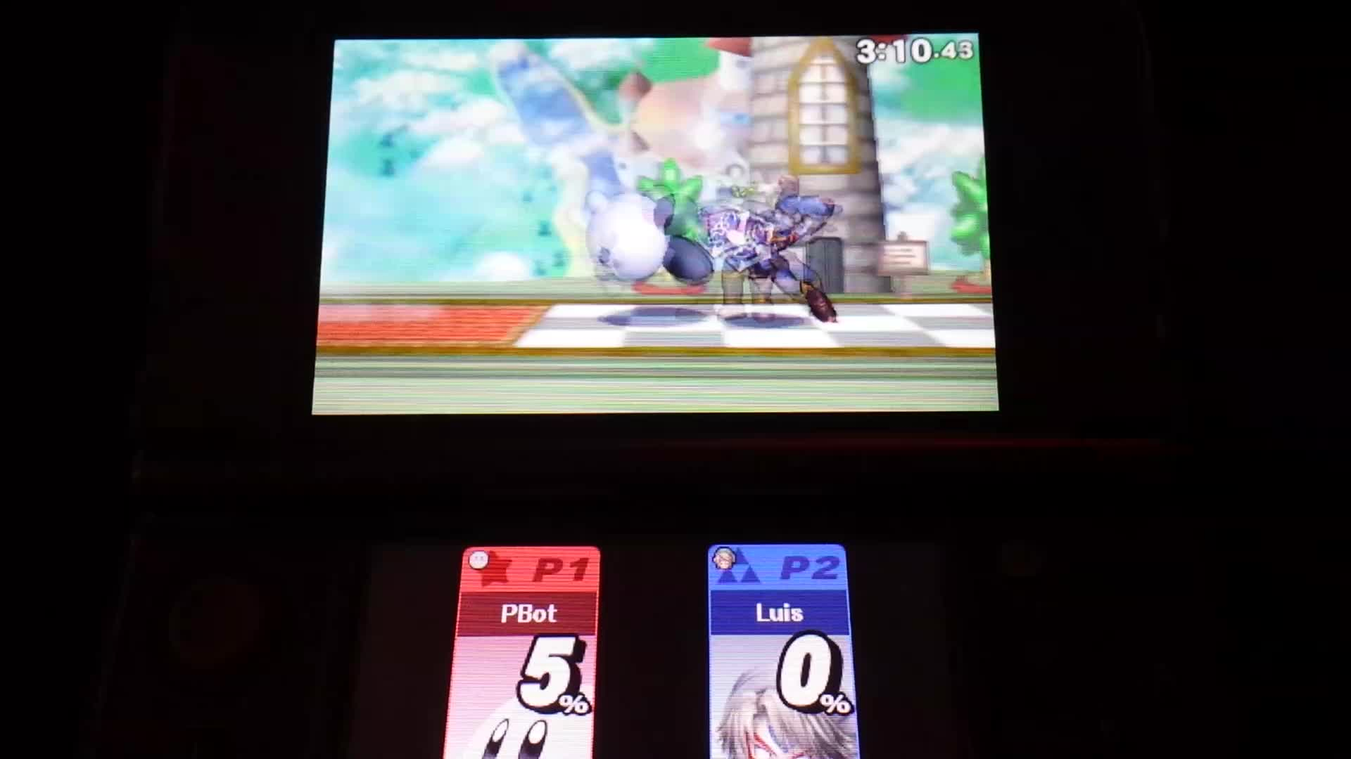 crazyhand, sm4sh, smashgifs, Did he mess up or did I actually escape it? GIFs