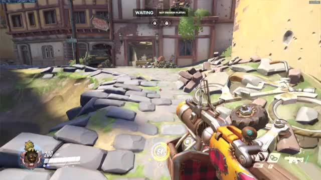 Watch junkrat GIF on Gfycat. Discover more overwatch GIFs on Gfycat