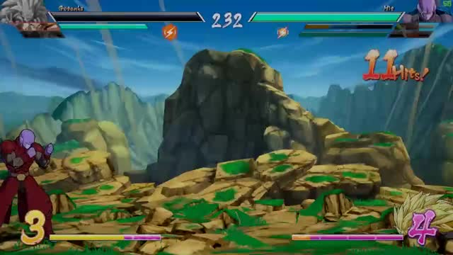 Watch and share Dbfz GIFs by Talyx96 on Gfycat
