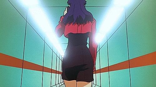 Asuka, Asuka Langley, Asuka Langley Soryu, End, EoE, Evangelion, Gendo, Gendo Ikari, Katsuragi, Misato, NGE, Neon Genesis Evangelion, Of, Rei, Rei Ayanami, Sci-fi, Shinji, Shinji Ikari, Soryu, The, The End, The End of Evangelion, angels, demons, devils, hallway, misato katsuragi, nge eoe, sci fi, scifi, The End of Evangelion GIFs