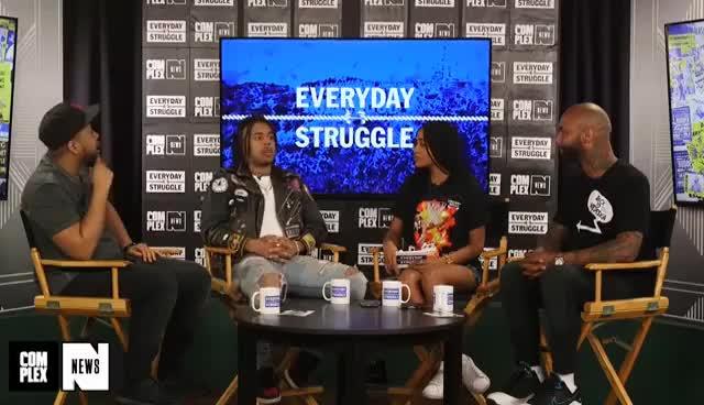 Vic Mensa Battles Akademiks + Jay Z Album and More   Joe Budden & DJ Akademiks   Everyday Struggle