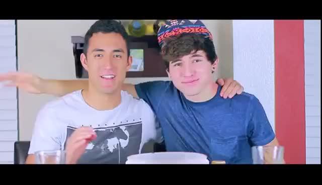 JC and Ricardo Got Scared