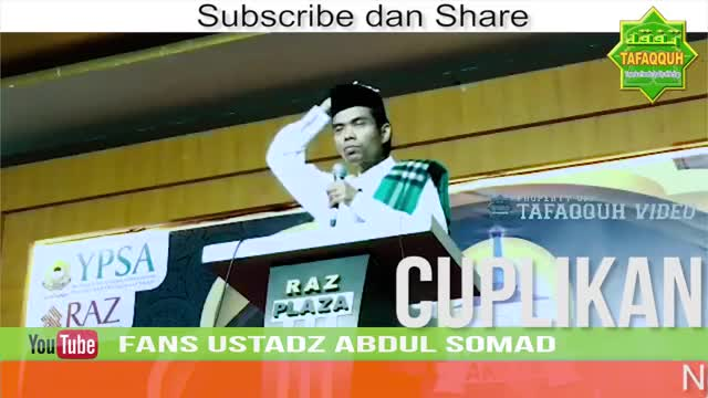 Watch and share Ustadz Abdul Somad GIFs and Ceramah Lucu GIFs on Gfycat