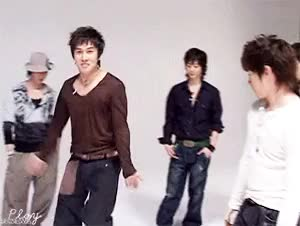 Watch PLOYSHINHWA GIF on Gfycat. Discover more kim dongwan, shinhwa GIFs on Gfycat