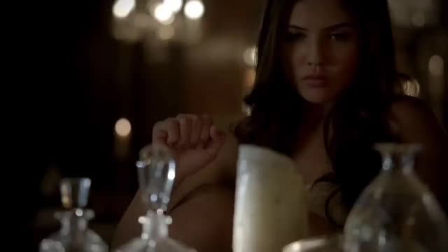Watch The Originals Davina Fights GIF on Gfycat. Discover more Evan Voigt, People & Blogs, celebs, danielle campbell GIFs on Gfycat