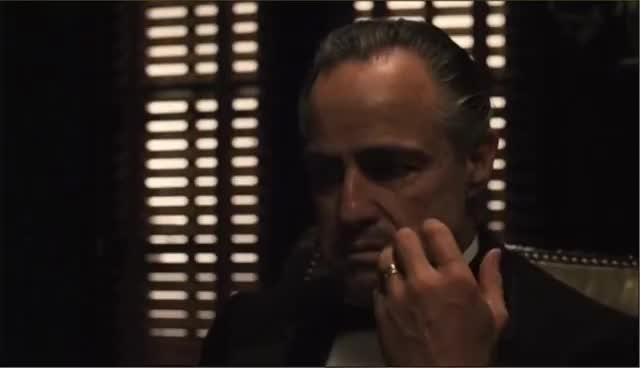 godfather, movies, the godfather, the godfather best scene GIFs