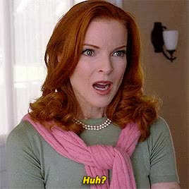 Watch and share Marcia Cross GIFs and Huh GIFs on Gfycat
