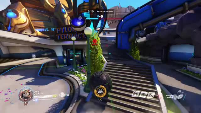 Watch this GIF by xboxdvr on Gfycat. Discover more OverwatchOriginsEdition, ProphetMargins, xbox, xbox dvr, xbox one GIFs on Gfycat