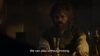 Watch and share Tyrion Lannister GIFs by Ricky Bobby on Gfycat