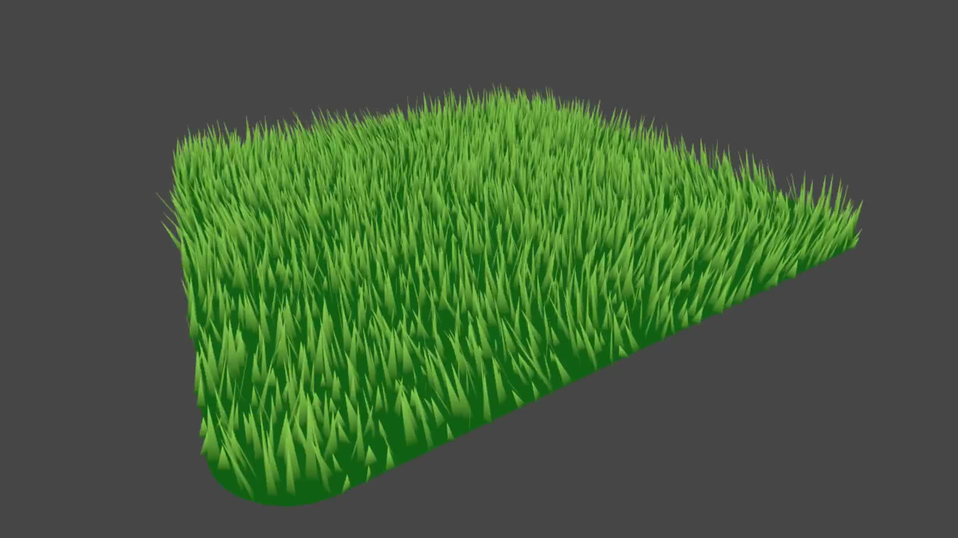 Unity Mobile Grass