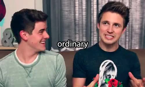 Watch and share Connor Franta GIFs and Marcus Butler GIFs on Gfycat