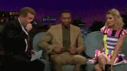 Watch and share James Corden GIFs and Spit GIFs on Gfycat