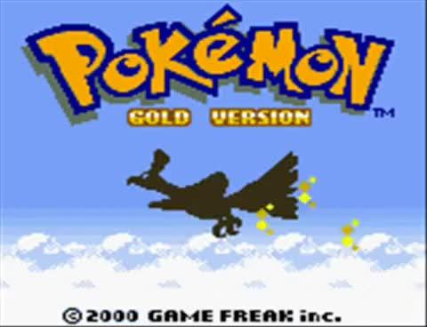 Watch Pokemon Gold Title GIF on Gfycat. Discover more gold, pokemon, title GIFs on Gfycat