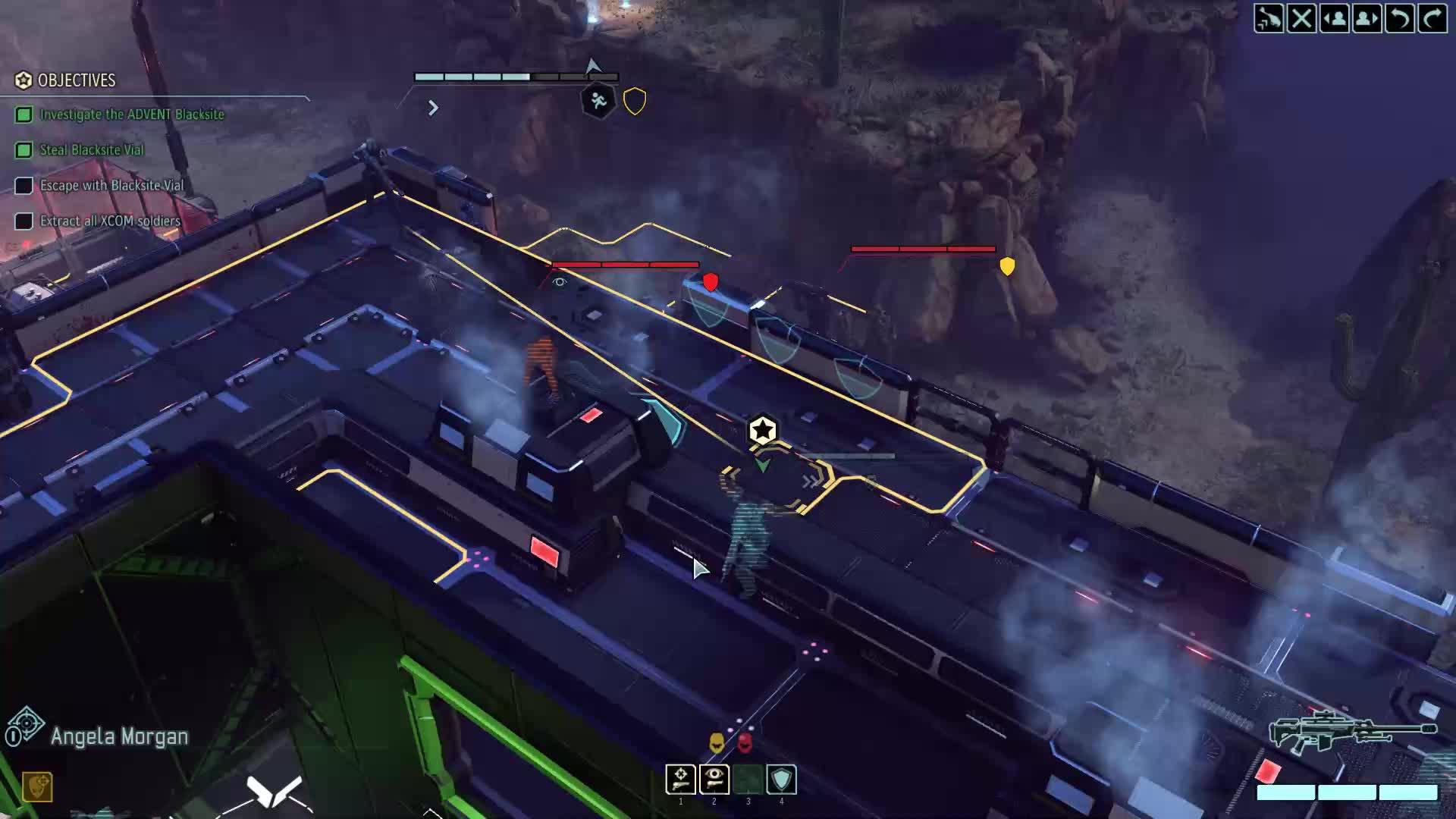 xcom2, XCOM 2 - 100% Pistol GIFs