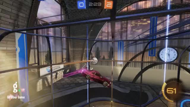 Watch Goal 3: Nimbus 2000 GIF by Gif Your Game (@gifyourgame) on Gfycat. Discover more Gif Your Game, GifYourGame, Goal, Nimbus 2000, Rocket League, RocketLeague GIFs on Gfycat