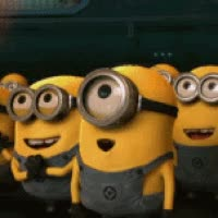 Watch and share Excited Minion GIFs on Gfycat