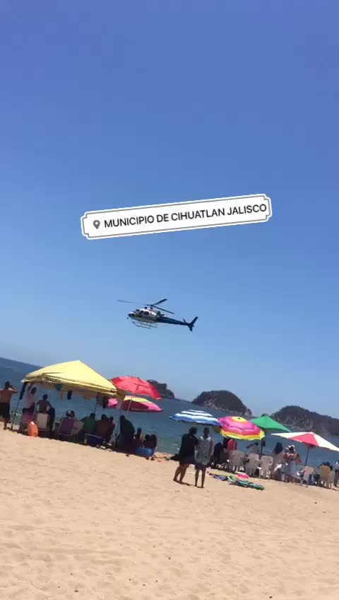 Watch WCGW if I fly with my helicopter near the beach GIF by @exavid on Gfycat. Discover more related GIFs on Gfycat