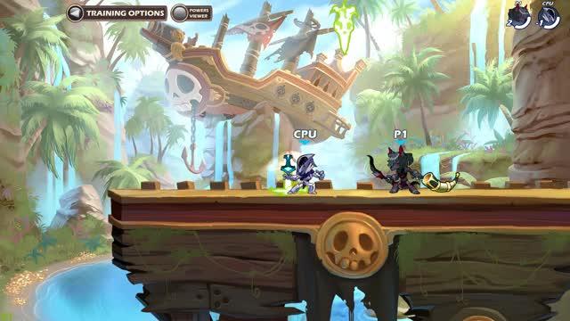 Watch Pour G-Freeze 4 GIF by Blaspheme (@blaspheme) on Gfycat. Discover more brawlhalla GIFs on Gfycat