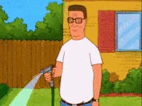 Watch and share Defeated, King Of The Hill, Cartoon, Tv, Tv Show GIFs on Gfycat